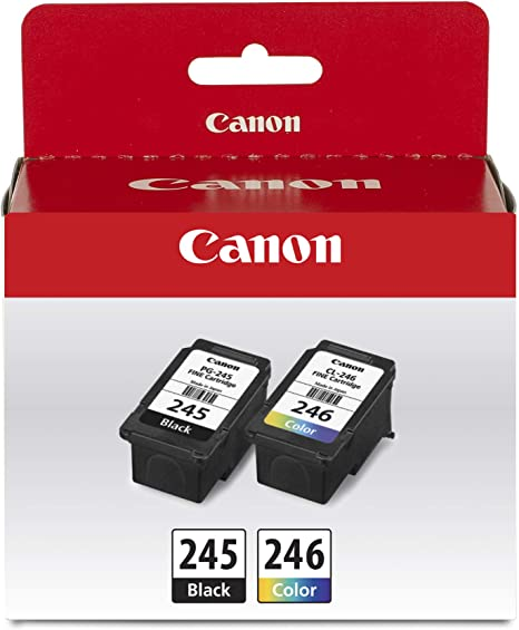 Amazon.com: Cartuchos de tinta de color Canon PG Black 245 ...