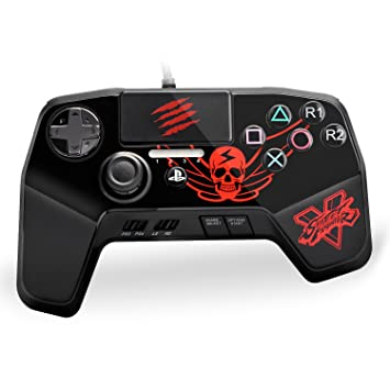 Driver for Mad Catz Street FighterV FightPad PRO Controller