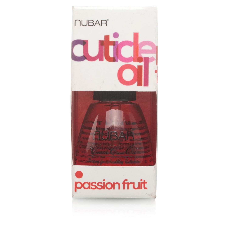 Nubar Maracuyá con olio di jojoba per cuticole e Mulberry lenisce e ammorbidisce la cuticole 15ml NU-T301-P