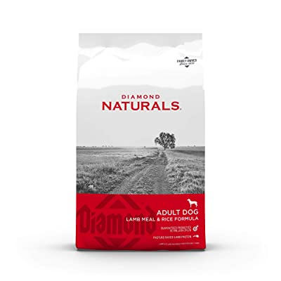 Diamond Naturals Premium Formulas Dry Dog Food