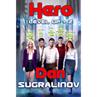 Hero (Level Up Book #2) LitRPG Series (English Edition)