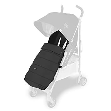 Amazon.com: Maclaren Packaway Saco, Color negro: Baby