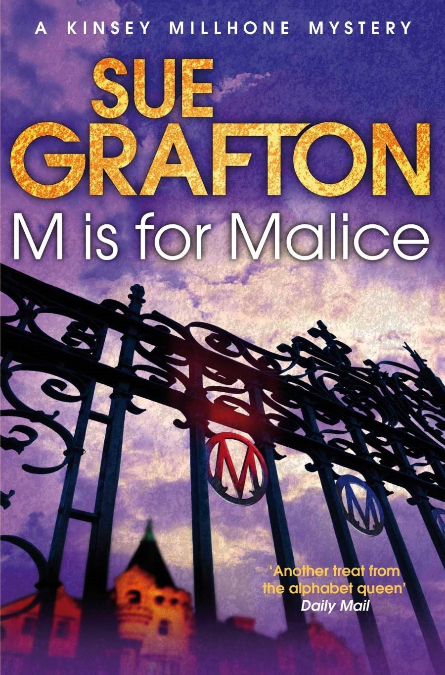 M is for Malice ebook