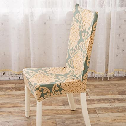 Chair Covers For Home On Fabal Floral Print Chair Cover Home Dining Elastic Covers Multifunctional Spandex Cloth Universal Stretch Amazoncom