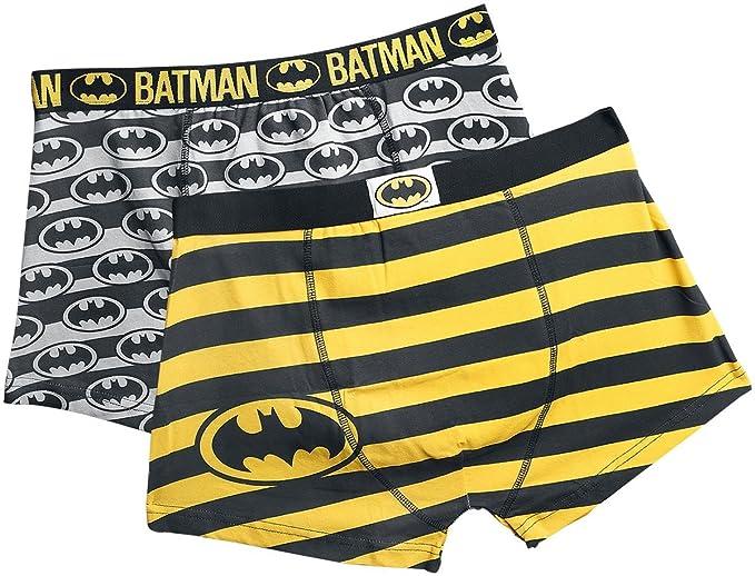 Batman Logo Calzoncillos Boxer Multicolor rZ05i