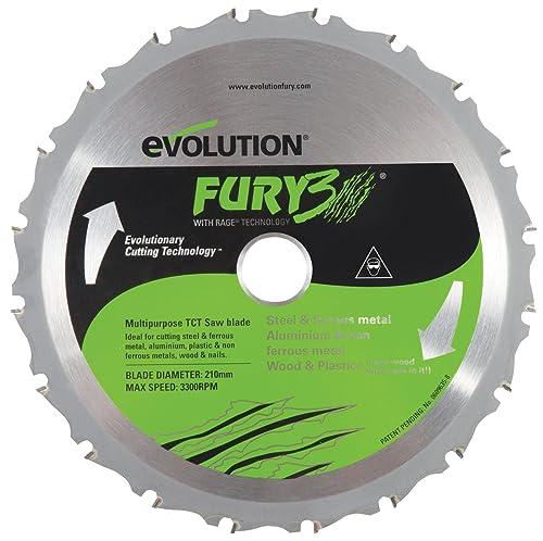 Evolution Power Tools FURY3BLADE