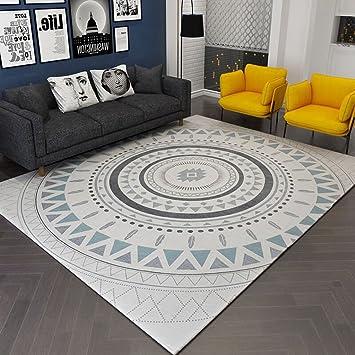 Wohnzimmer Weisser Teppich Baumwolle Warme Rechteckige Nacht