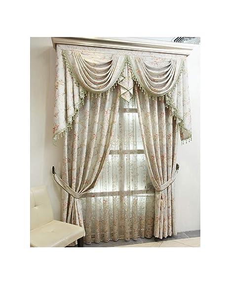 Bigfan-curtains Cortinas para Comedor, Sala de Estar ...