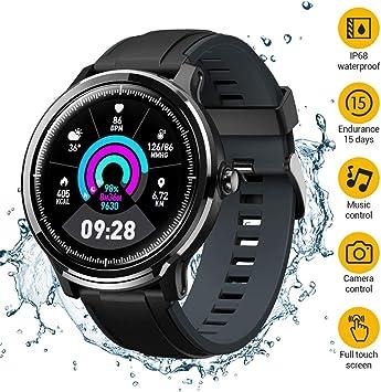 SmartWatch,Reloj Inteligente Impermeable IP68,Bluetooth Relojes ...