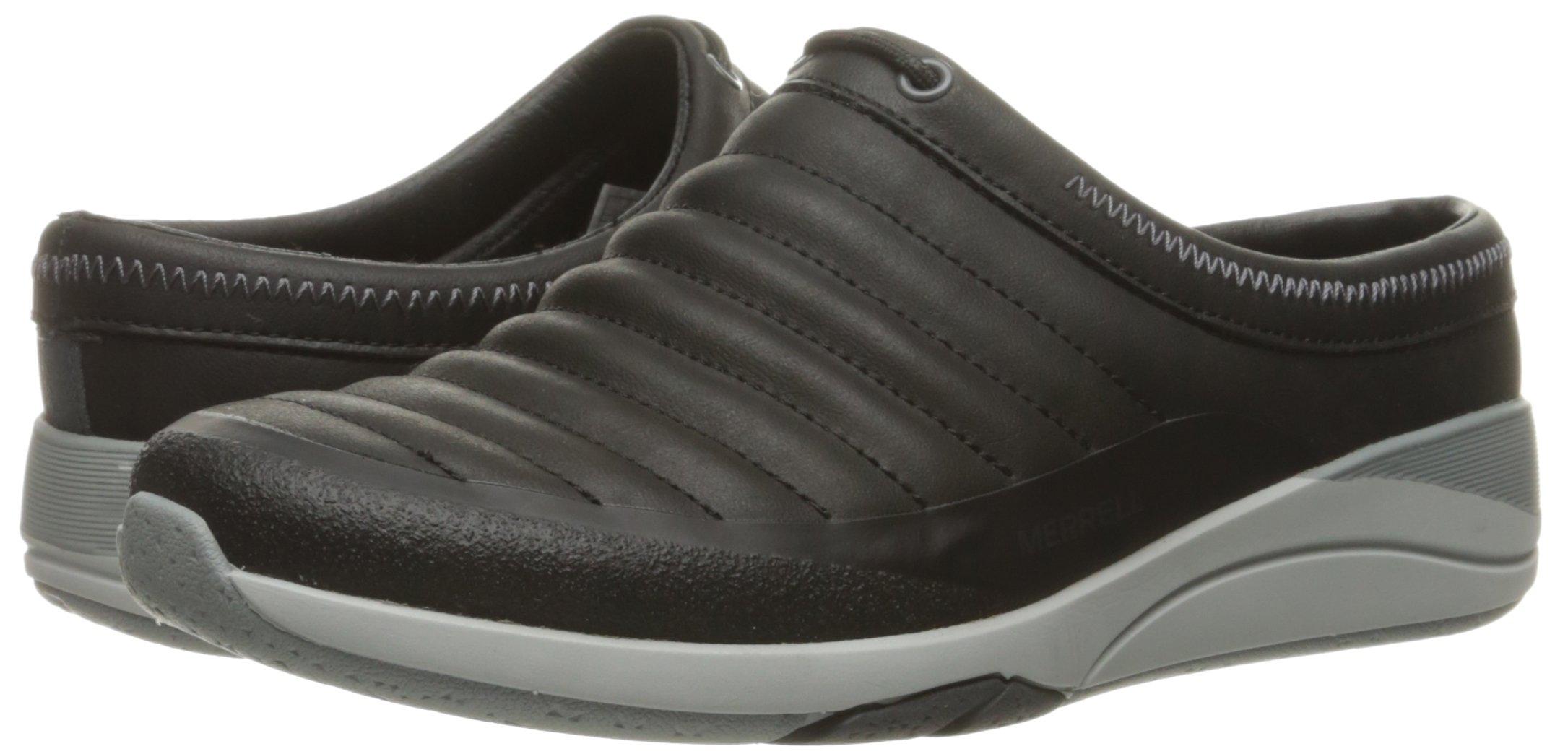 Merrell Women's Applaud Slide Slip-On Shoe, Black, 9.5 M US by Merrell (Image #6)