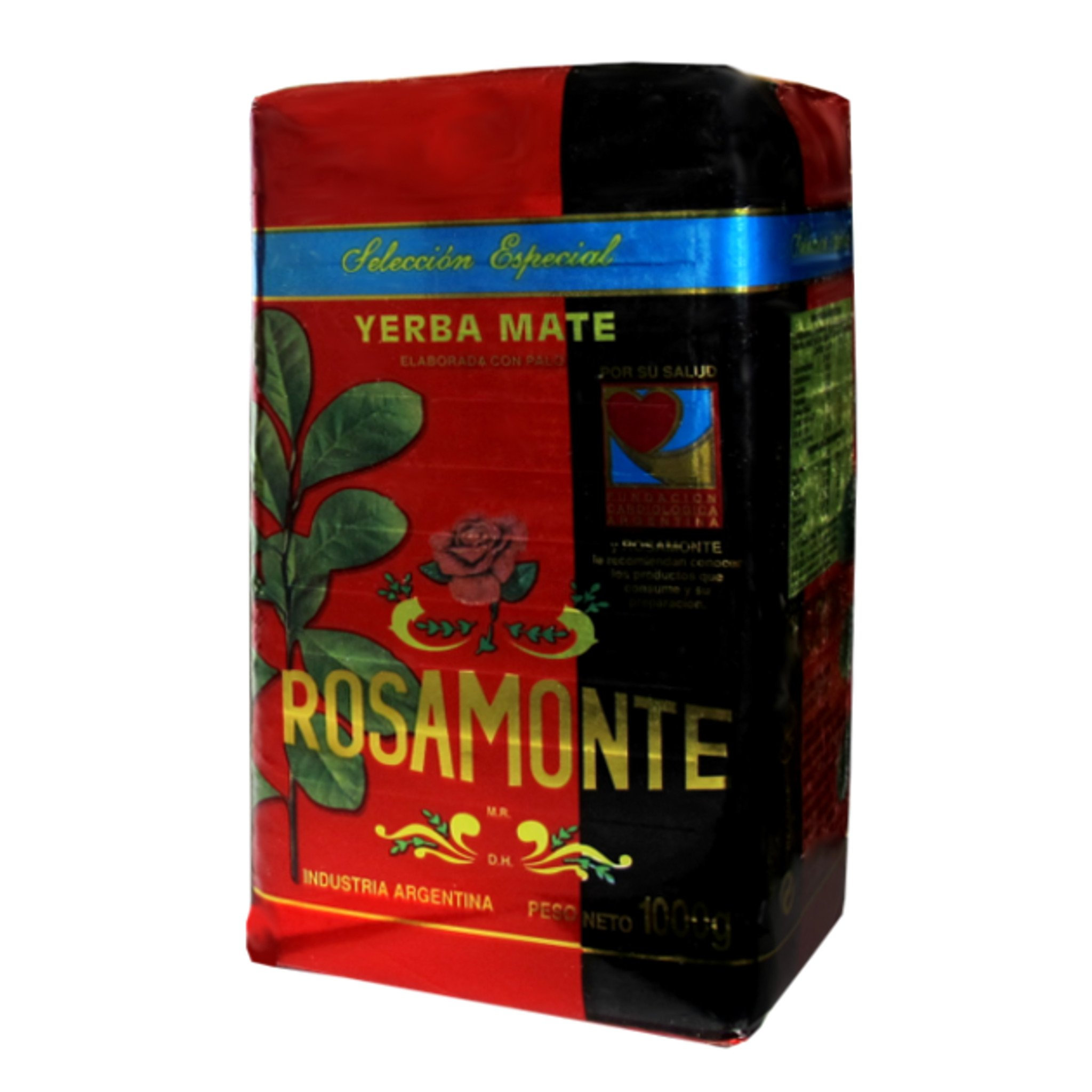 Yerba Mate Rosamonte Especial 3 Pack - 6.6 lbs (3 kg) by Rosamonte