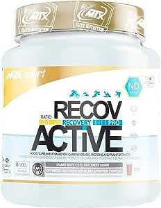 MTX nutrition Recov ACTIVE PRO [900 G.] Fresa - Suplemento ...