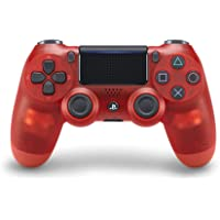 Controle Original Sony Crystal Red - Ps4