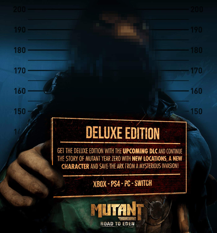 Mutant Year Zero: Road to Eden Deluxe Edition for Nintendo Switch USA: Amazon.es: Maximum Games LLC: Cine y Series TV