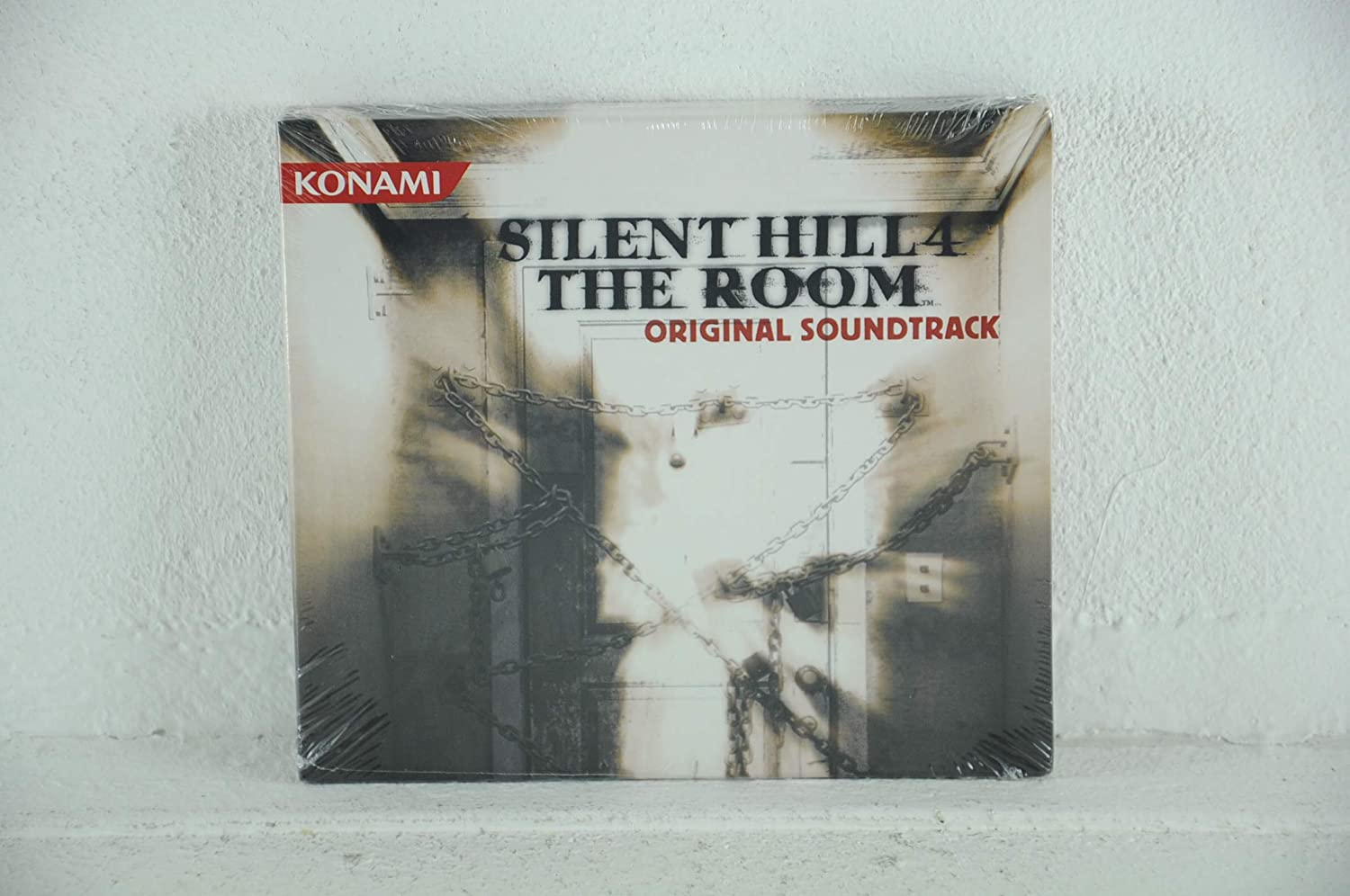 Silent Hill 4 The Room Original Soundtrack By Akira Yamaoka Amazon Co Uk Music