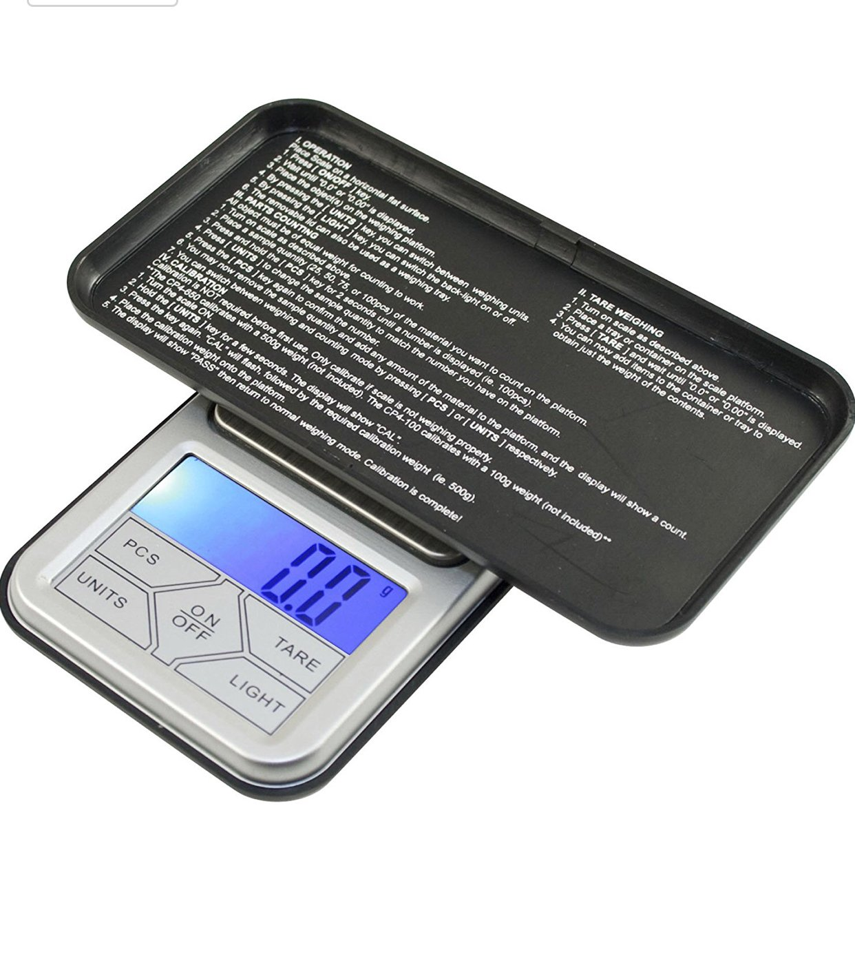 AWS CP4 650 Gram Digital Cell Phone Style scales