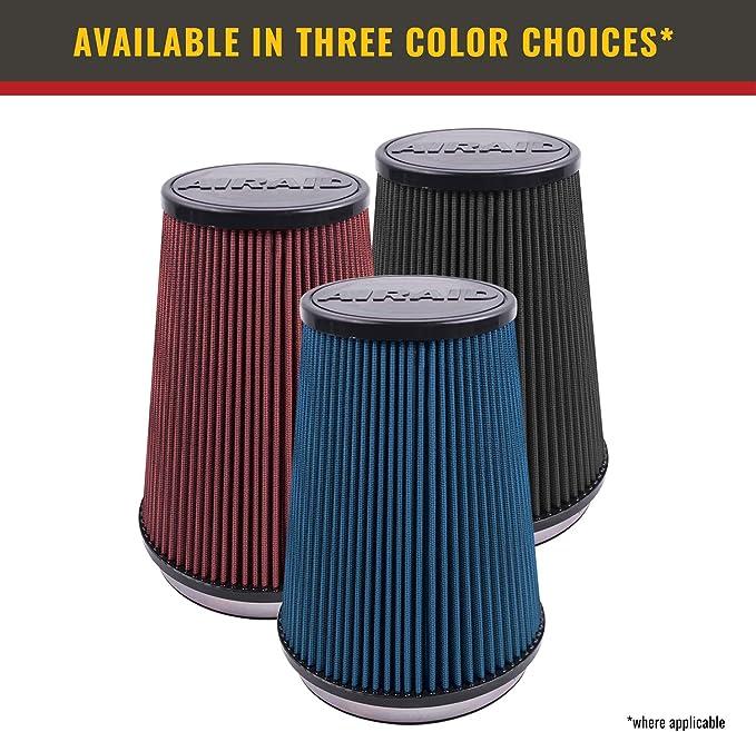 Airaid 850-447 Direct Replacement Premium Air Filter AIR-850-447