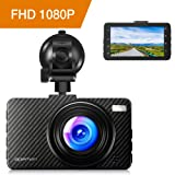 "Amazon Price History for:APEMAN Dash Cam 1080P FHD 3.0"" Screen DVR Car Dashboard Camera Recorder with 170 Degree Wide Angle, Night Vision, G-sensor, WDR, Loop Recording, Motion Detection, and Parking Monitor"