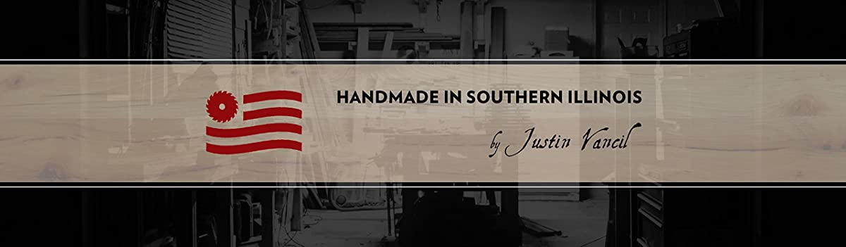 Handmade In Southern Illinois By Justin Vancil Amazon Handmade