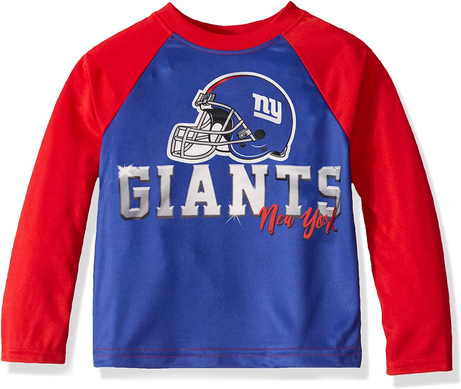 NFL Boys Long Sleeve Team Tee Shirt