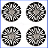 VAUXHALL MERIVA (2010 on) 15 inch Trend Car Alloy Wheel Trims Hub Caps Set of 4