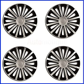 2008 on 15 inch Trend Car Alloy Wheel Trims Hub Caps Set of 4 CITROEN BERLINGO VAN