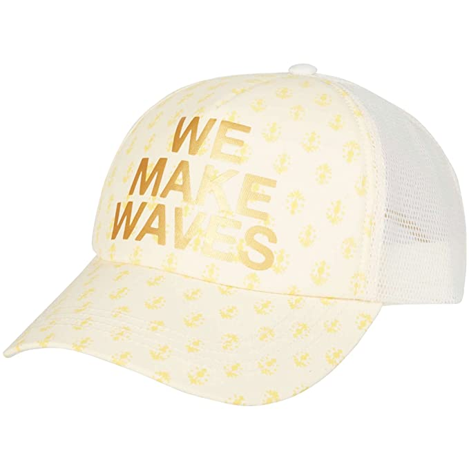 BILLABONG -Berretto da baseball Donna White Cap Taglia unica (US)  Amazon.it   Abbigliamento 83f6812b5642