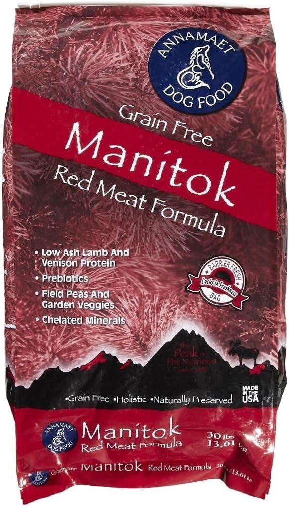 Annamaet Manitok – Red Meat Formula – 30 lb