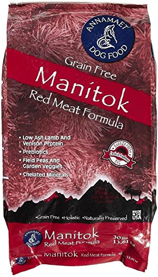 Annamaet Manitok Dry Dog Food