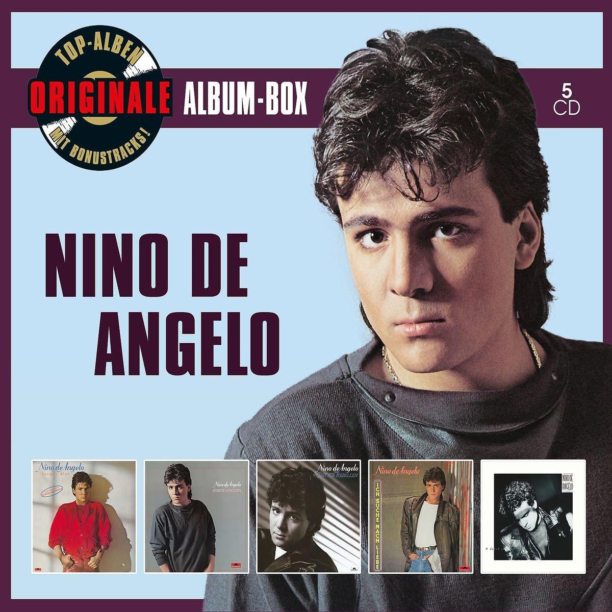 Originale Album-Box                                                                                                                                                                                                                                                                                                                                                                                                <span class=