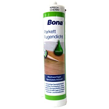Bona Parkett Fugendicht 310 Ml In Kirsch Amazon De Baumarkt