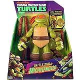 Tortugas Ninja - Figura Donatello, 28 cm (Giochi Preziossi 91220)