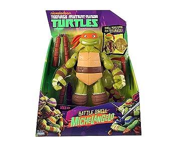 Tortugas Ninja - Figura Donatello, 28 cm (Giochi Preziossi ...
