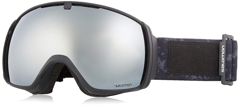 d51e9133e263 Amazon.com  Salomon ski-Goggles XT One Black Tie   Dye