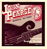 John Pearse 2240 Jeu de cordes pour Mandole Ténor Naturel