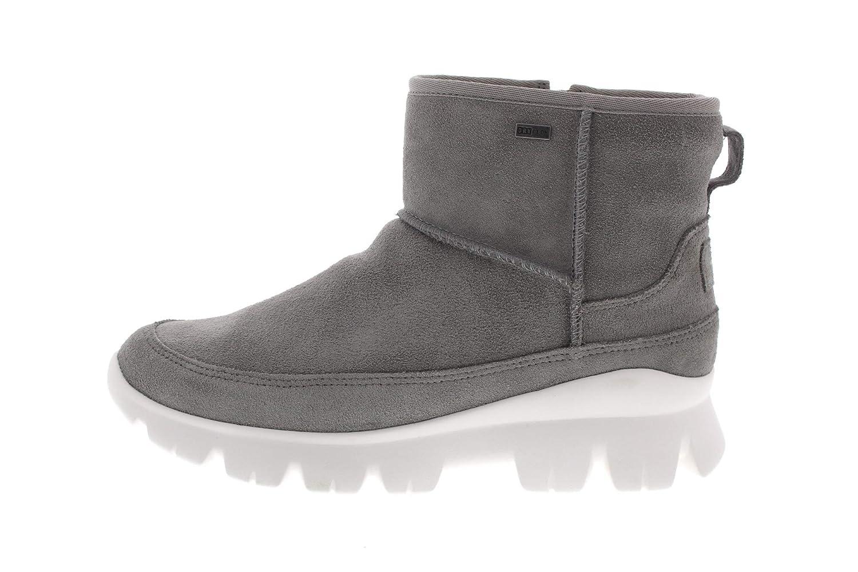 6831920a665 UGG Neutra Charcoal Zapatillas de Neopreno Gris - Mujer  Amazon.es  Zapatos  y complementos