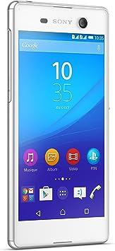 Sony Mobile Xperia Smartphone Dual Abierto 4G M5 (Pantalla: 5 ...