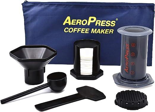 Aerobie AeroPress - Cafetera a presión para cafés y expresos ...