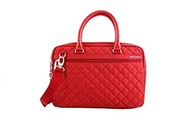 48a3f7c09e Image Unavailable. Image not available for. Color  Hedgren Bella Attache  Handbag