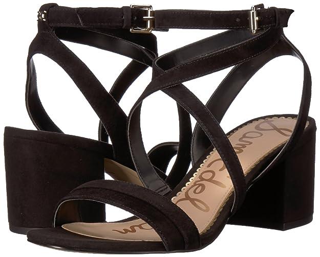 b9442360dff Amazon.com  Sam Edelman Women s Sammy Heeled Sandal  Shoes