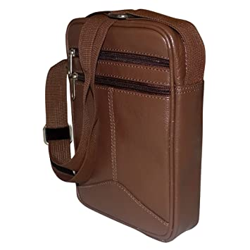 b692b9671ae1 Style98 Brown Genuine Leather Travel Passport Neck Pouch For Men,Boys,Girls  & Women: Amazon.in: Bags, Wallets & Luggage
