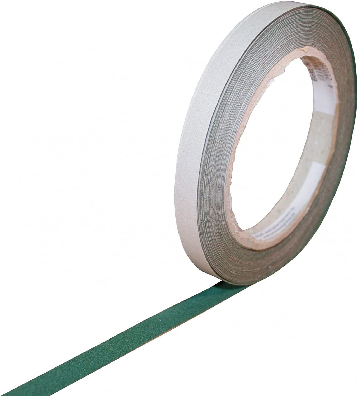 Bande de feutre auto-adh/ésif Soft Largeur: 15 mm Longueur: 5m 1,0 mm d/épaisseur noir haggiy Patins pour meubles