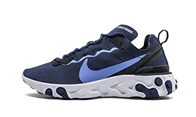 size 40 85be4 5a15a Image Unavailable. Image not available for. Color  Nike React Element 55  Mens Mens Bq6166-400 Size 9