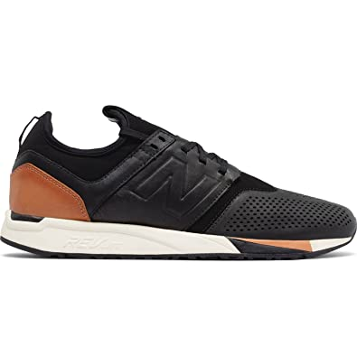 New Balance pour hommes 247 luxe marron taille 14