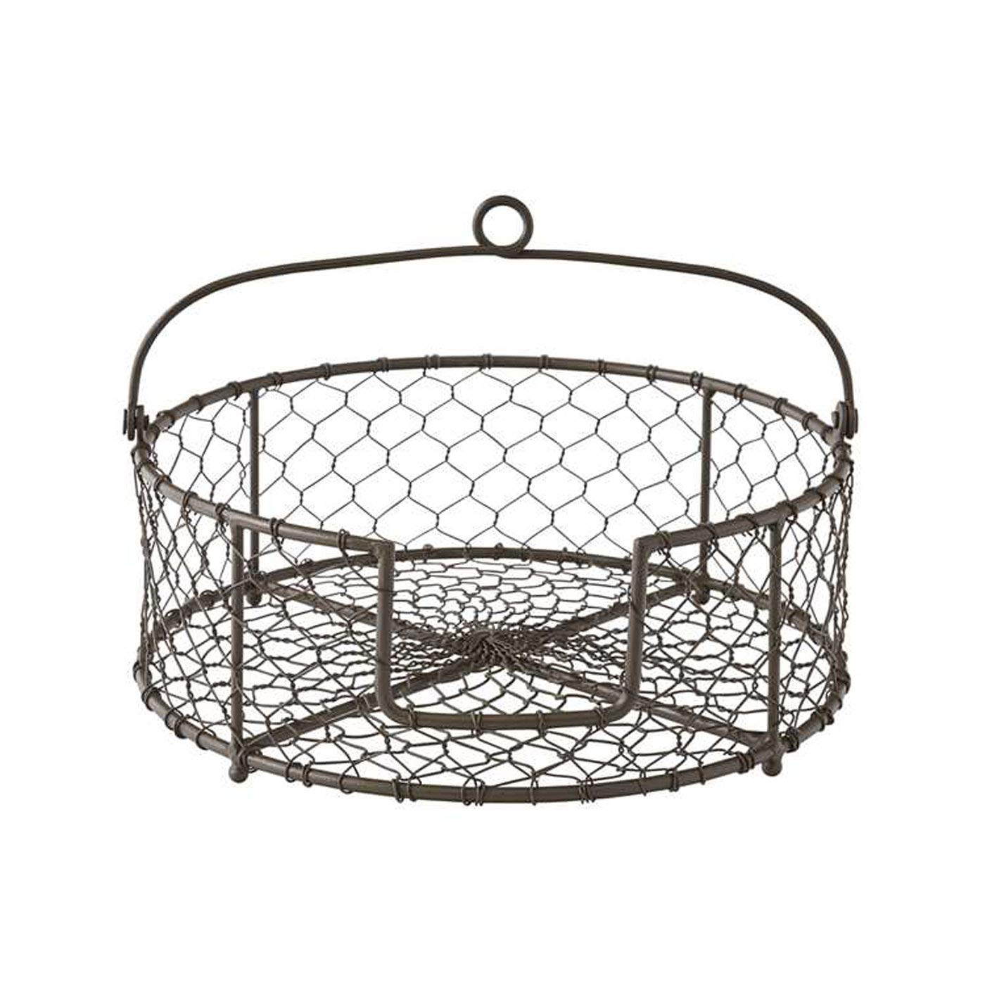 Park Designs Storage Chickenwire Plate Holder Cabinet Organizers by Park Designs