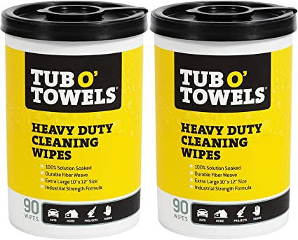 75 Heavy Duty LARGE Wipes Wet Wipe Tub Cheapest on