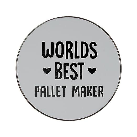 Compra Mundo la mejor paleta eléctrica Metal redondo imán para ...