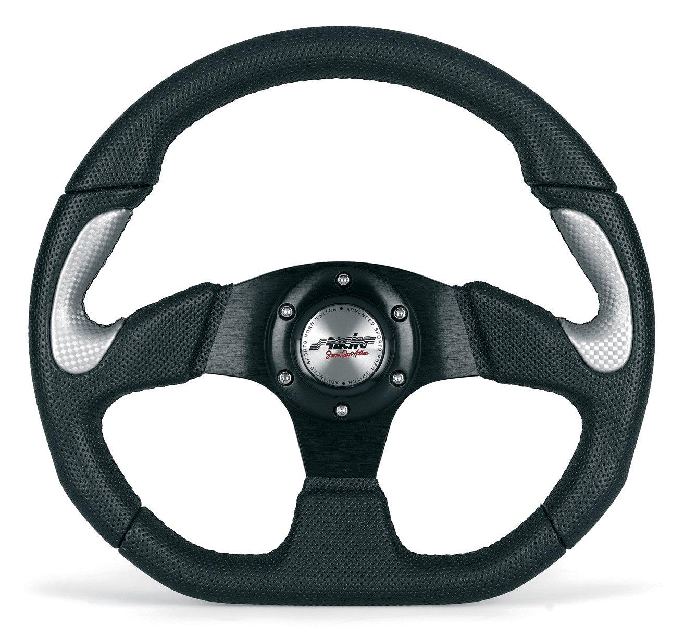 SIMONI RACING X2330PUN/PI Volante X2 Poly Pelle Simoni Racing SPA