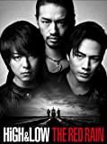 HiGH & LOW THE RED RAIN(通常盤) [DVD]