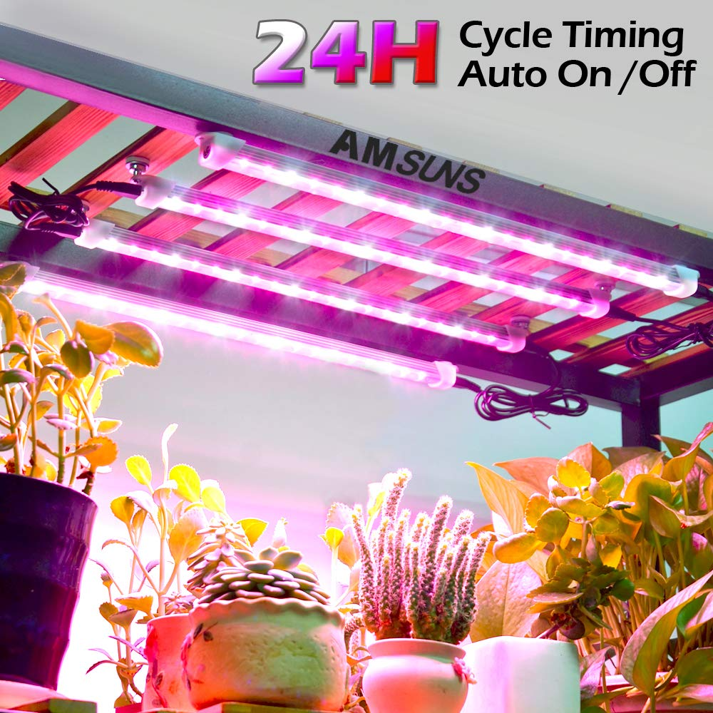 LED Grow Light 600W Full Spectrum Indoor Grow Lights For Medicinal Plants Veg Flower in Greenhouse Tent Plant Actual Power Consumption 100W